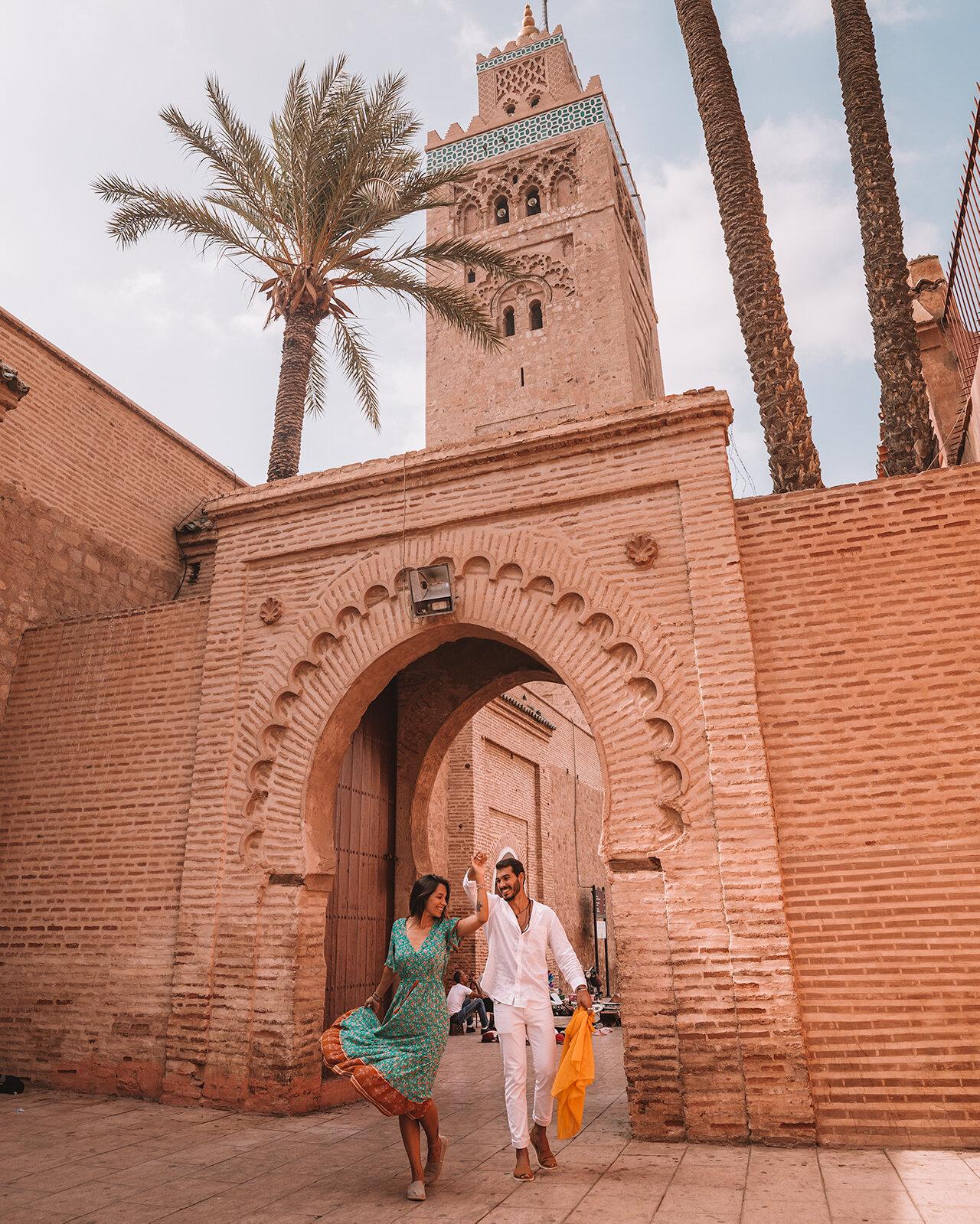 marrakech essential travel guide koutoubia mosque