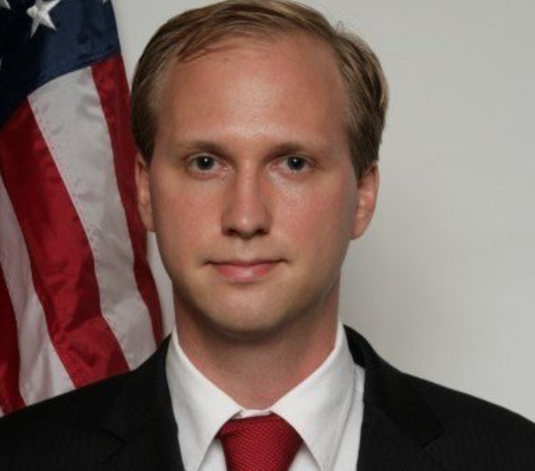 Nathan Larson, paedophile and Congressional candidate.