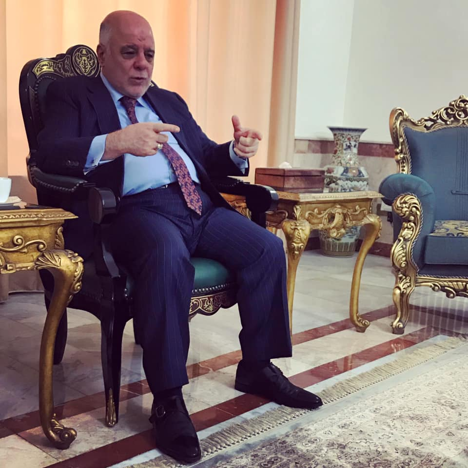 "BAGHDAD | Former Iraq Prime Minister Haidar al-Abadi, speaks with us about stalled energy sector initiatives, Iran sanctions and the events of October 2017:  https://www.iraqoilreport.com/news/qa-haider-al-abadi-former-prime-minister-of-iraq-38248/  ""That's my philosophy. As long as you make sure that you do things right, in the first place, you don't go on the wrong track. You have to go on the right track. There may be some misses, some missteps, but you can rectify later. See countries which have waited, they will never develop. You have to take your chance very quickly. This is my plan for - in my career is like an escalator. If you stay down, and observe people, you will never catch up with them. You need to jump onto any escalator you find, as long as it is going up. You can change later. And maybe it's slower than others, but at least you are moving. Time is of the essence. And history, you cannot rewrite it, if you miss it."" March 19, 2019."