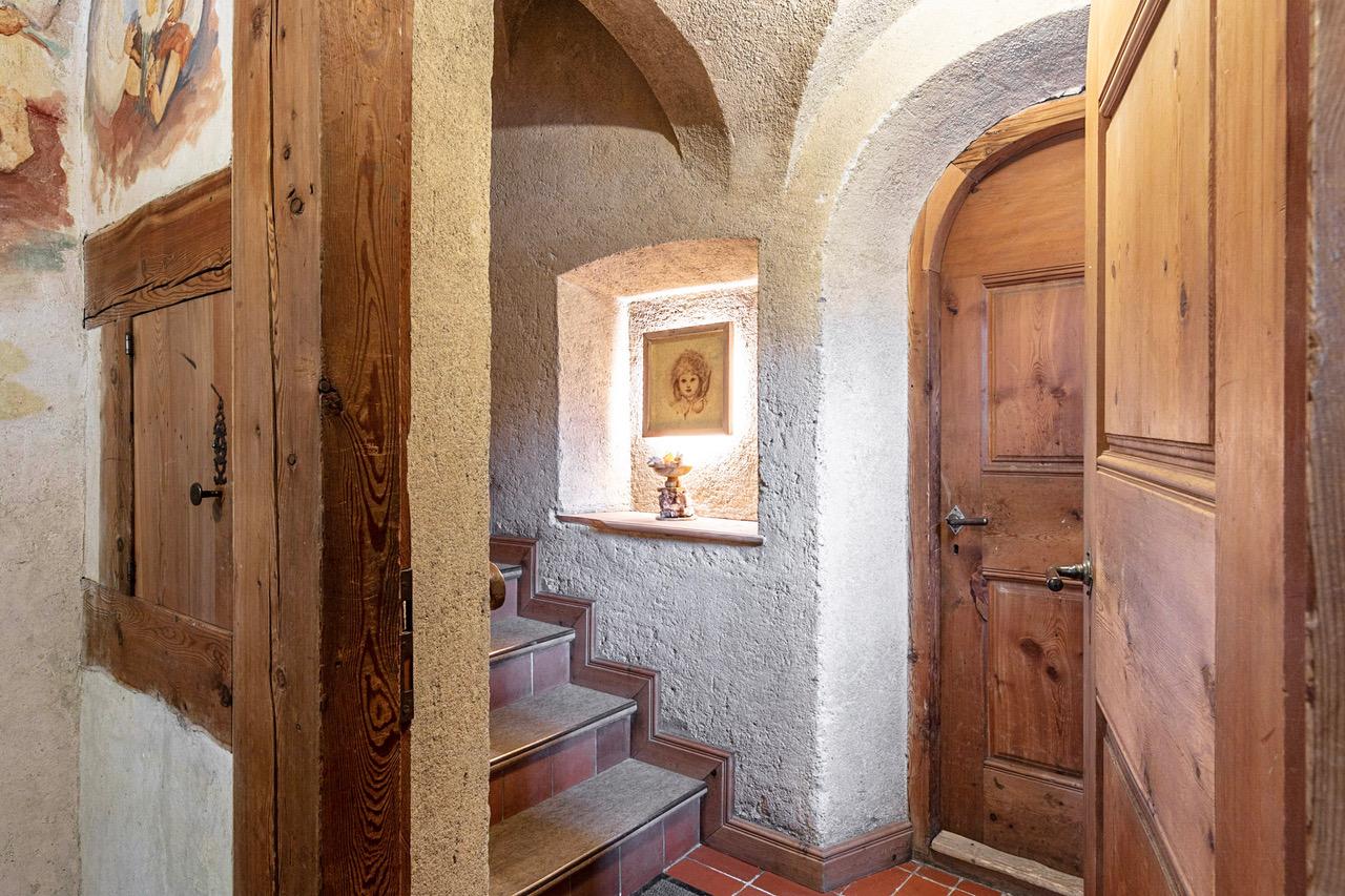 Herzlich willkommen im renovierten/restaurierten Mili Weber Haus
