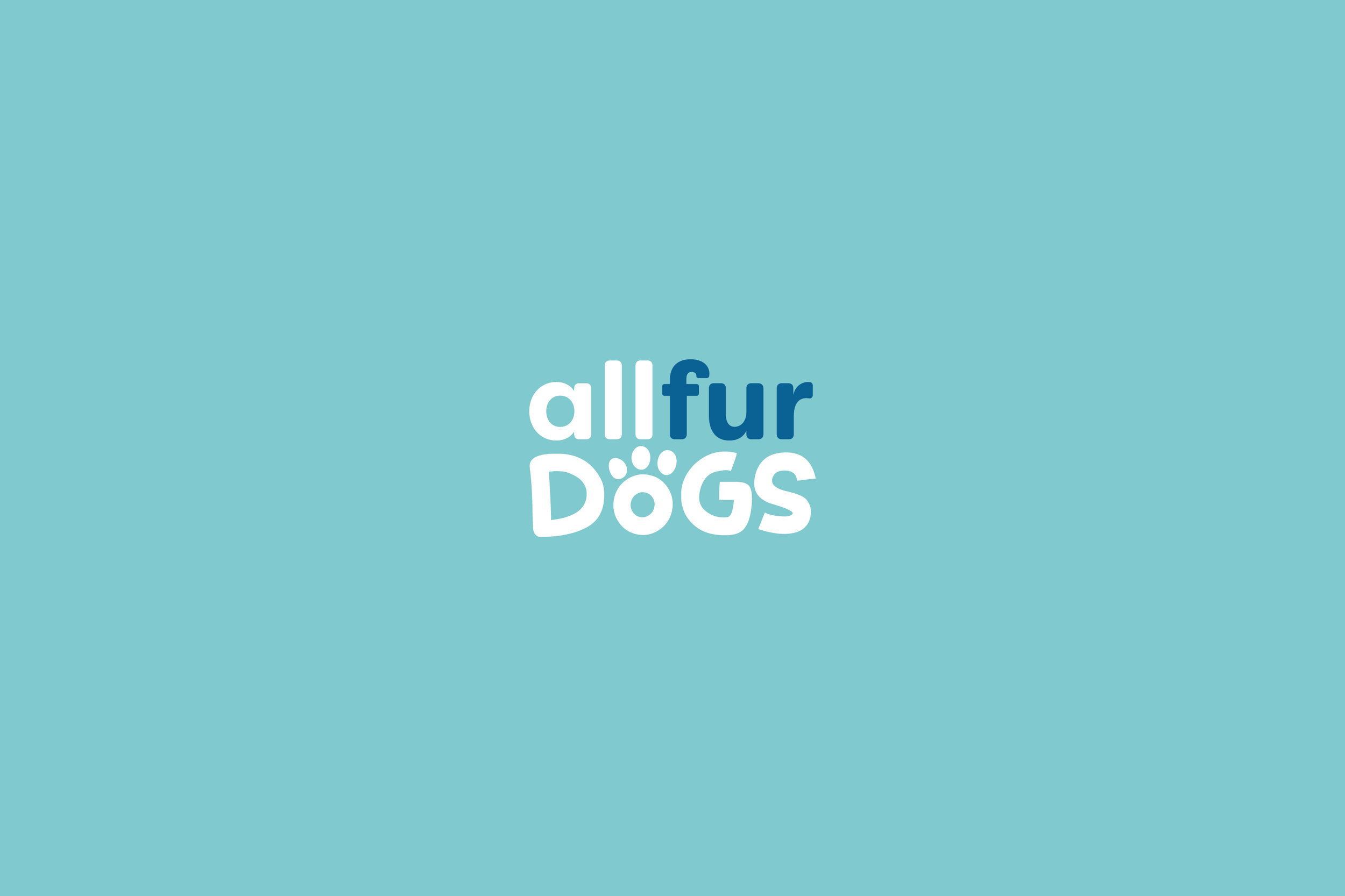 Business directory for dog care products and services. Work completed whilst at  Theme