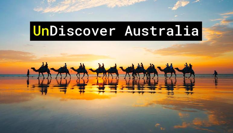 Tourism Australia Campaign