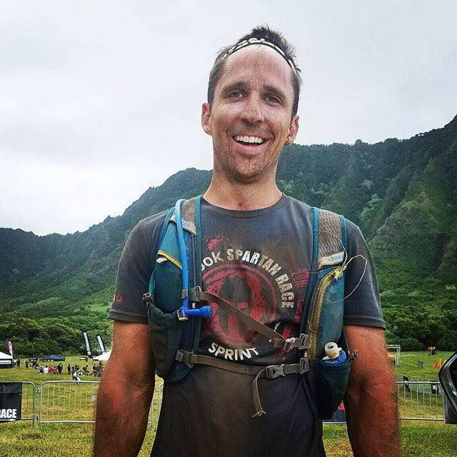 Hawaii Ultra Finisher Photo