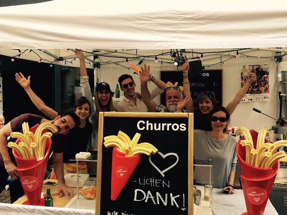 Schmidis Churros Family
