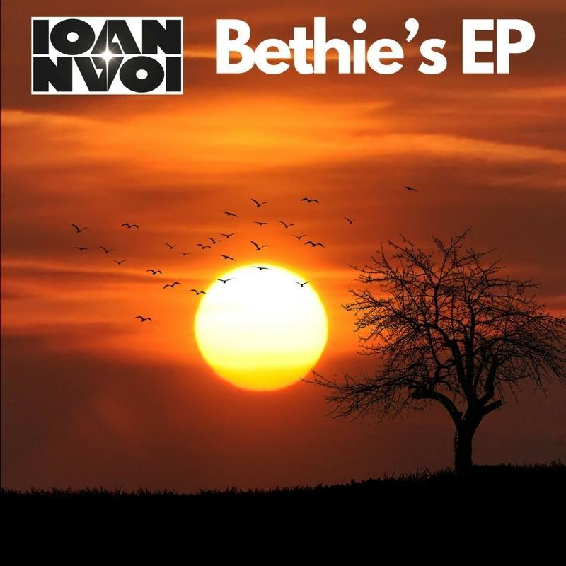 - 4 track, Ioan - Bethie's EP. Available in all usual places: