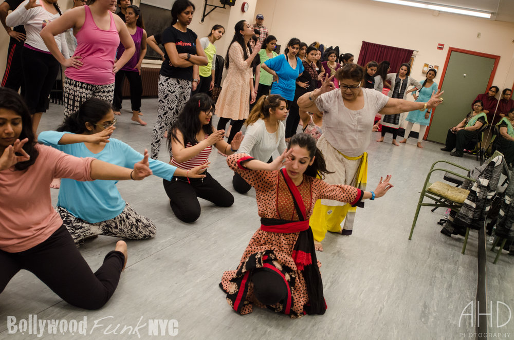 FROM CREATION TO INNOVATION BOLLYWOOD FUNK NYC