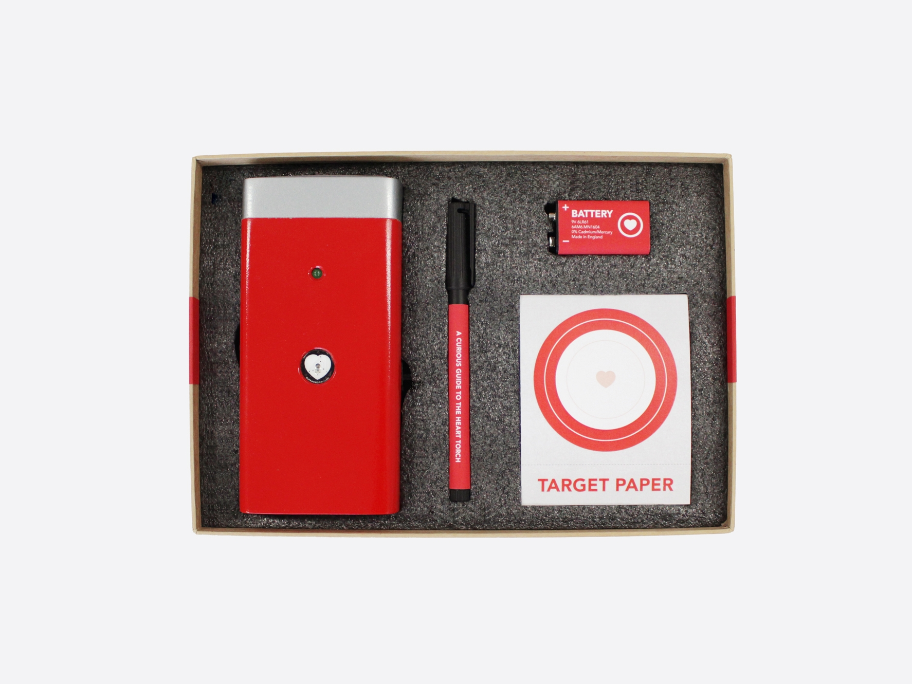 Heart Torch Tool-kit