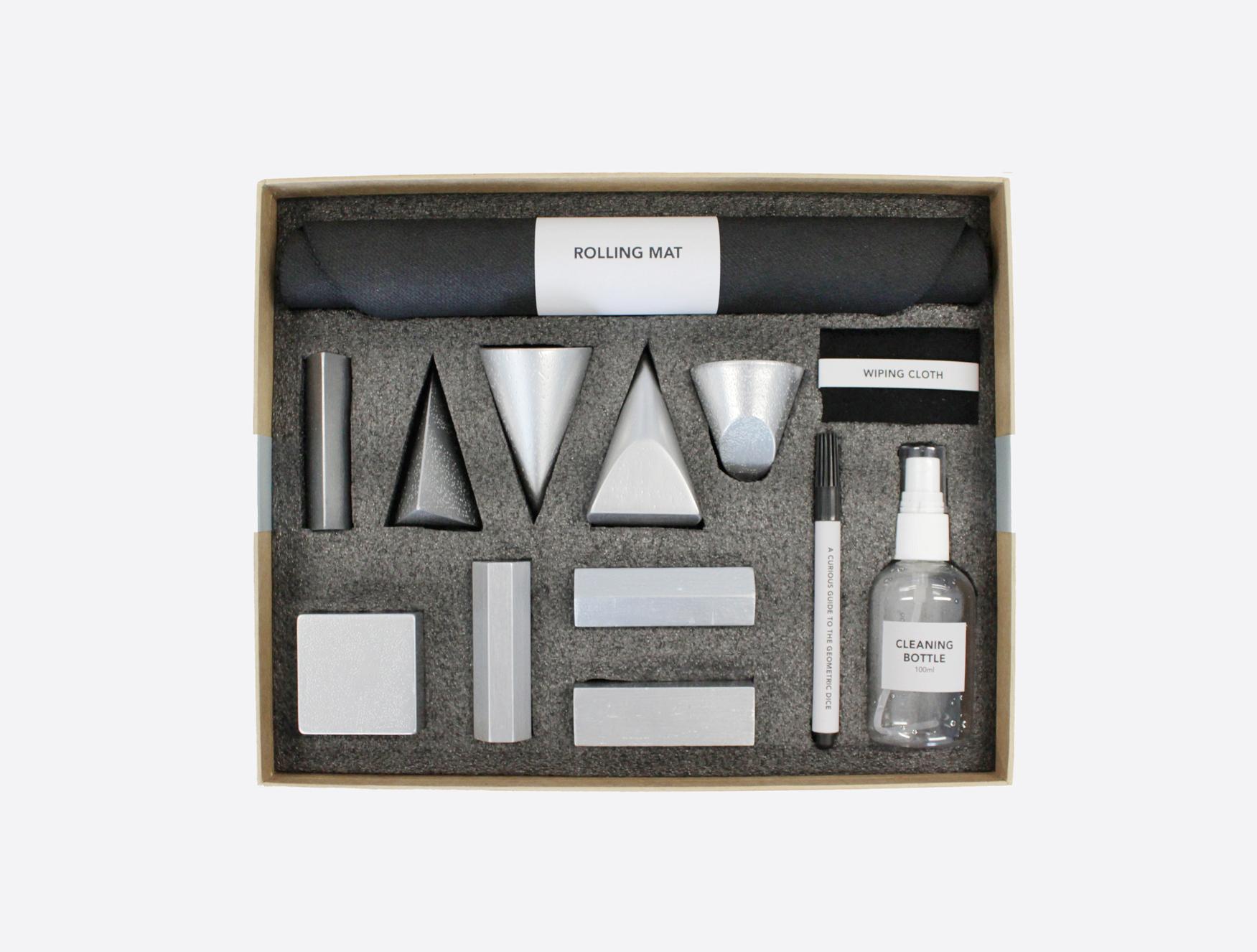 Geometric Dice Tool-kit