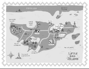 The Map of Little Bird