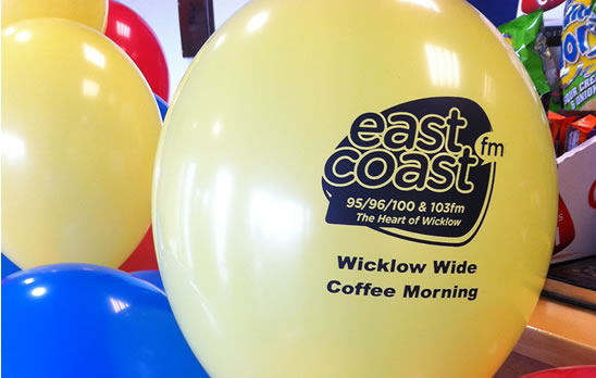 east coast fm balloon
