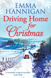 Driving Home for Christmas by Emma Hannigan (cover)