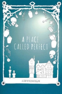 Self-published cover for A Place Called Perfect