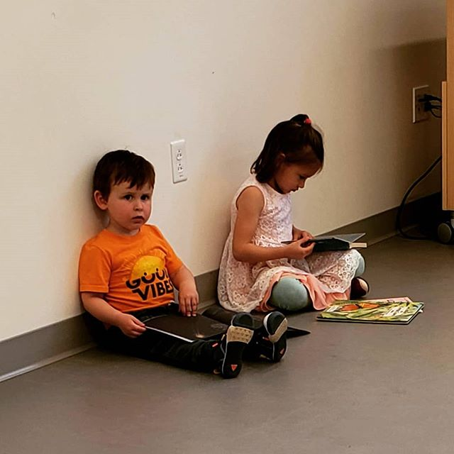 Do not let people tell you that reading is dead, young readers love our book Sale too. Only 2 hours left so hurry in!