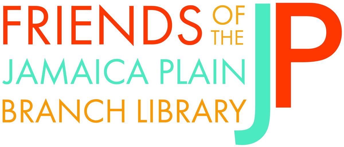 Friends of JP Library Logo