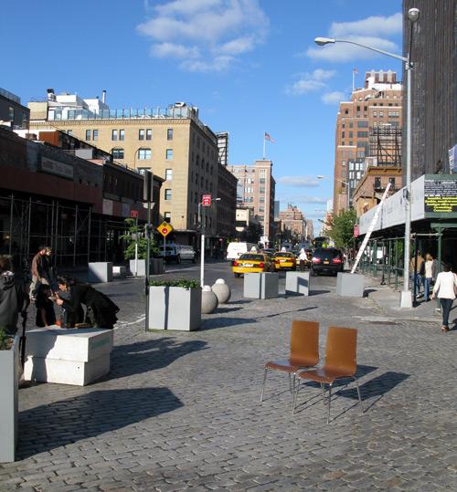 Downtown, NY