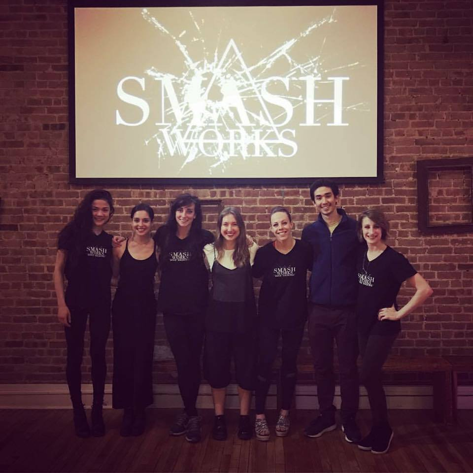 SMASHWORKS FILM FESTIVAL - smashworks film festival // ARTS ON SITEA curated dance film festival benefiting Planned Parenthood.May 26, 2017