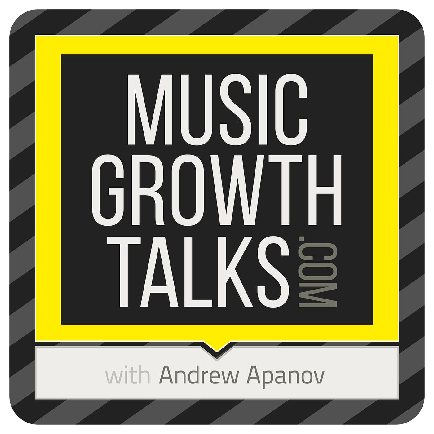 Music Growth Talks podcast