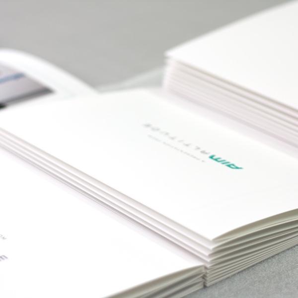 Laminating Brochures