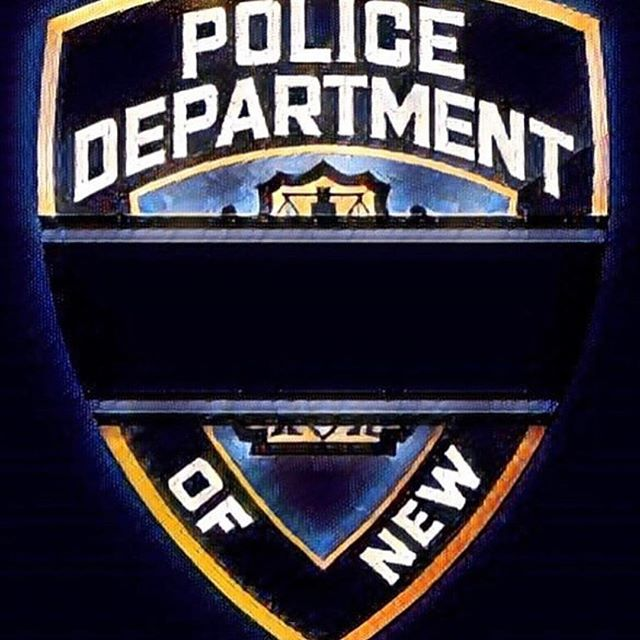 Prayer are with our brothers in blue. RIP. #NYPD #OneTeam