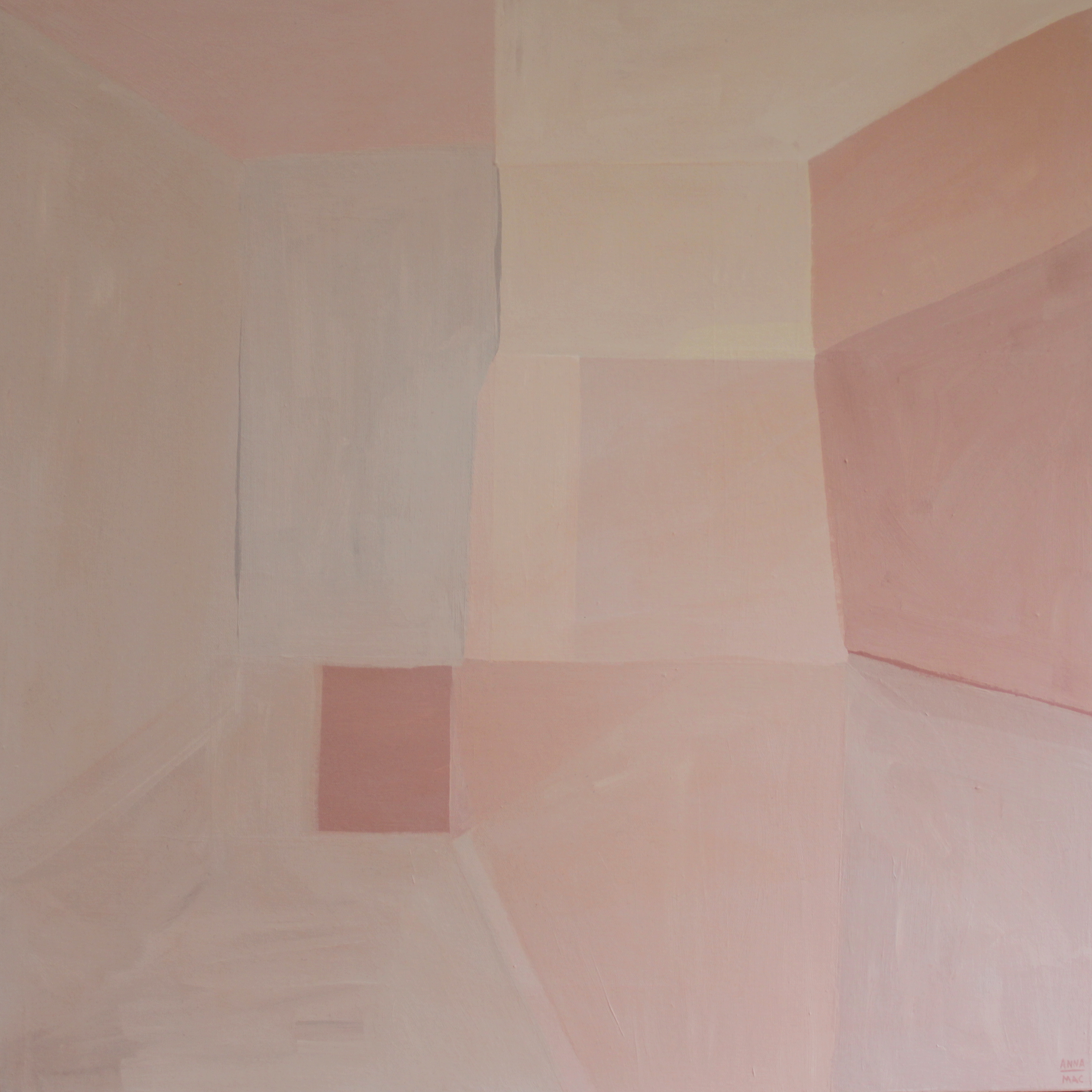 SOLD - 'Empty room, busy mind no.1'