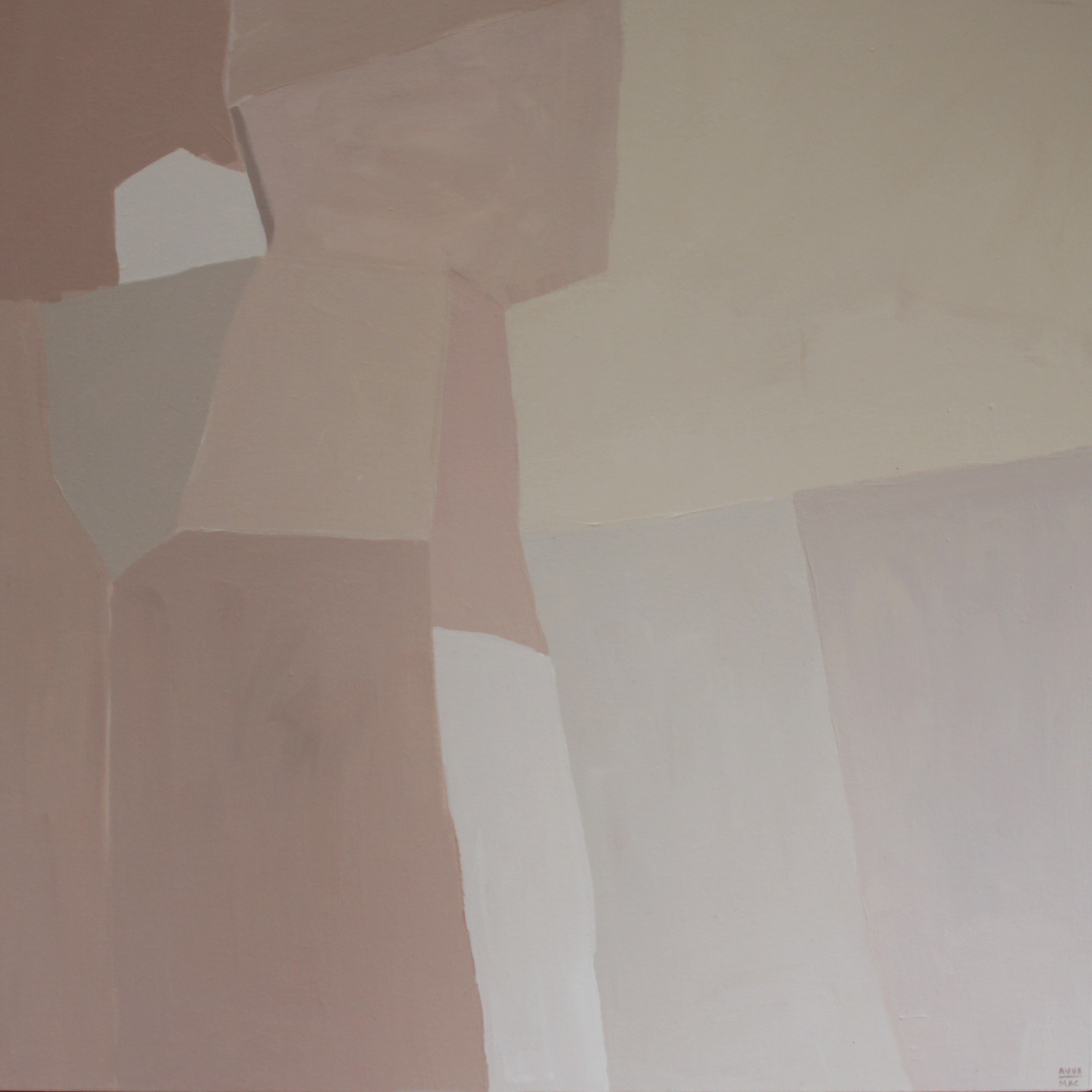 SOLD - 'Empty room, busy mind no.2'