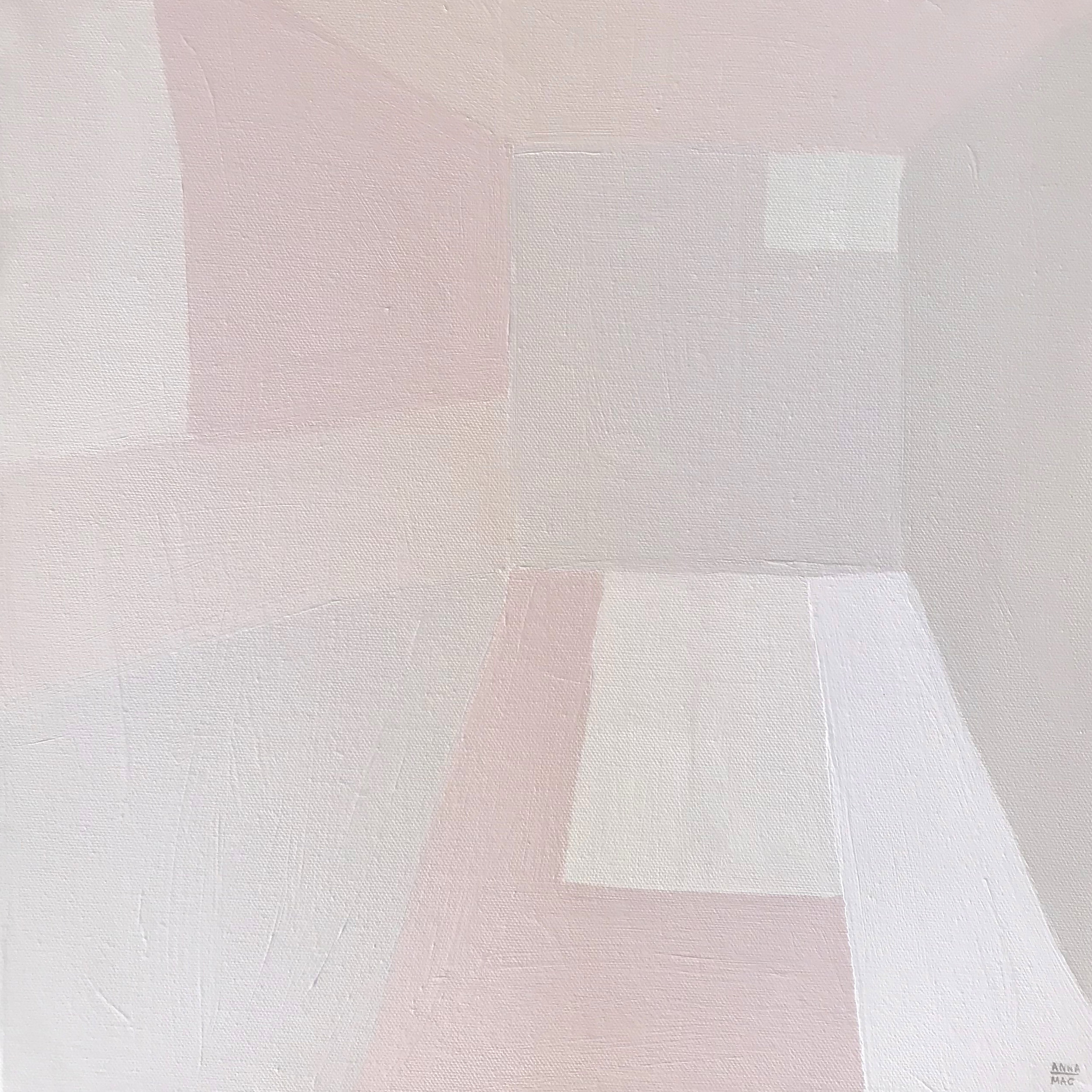 SOLD - 'Empty room, busy mind no.6'