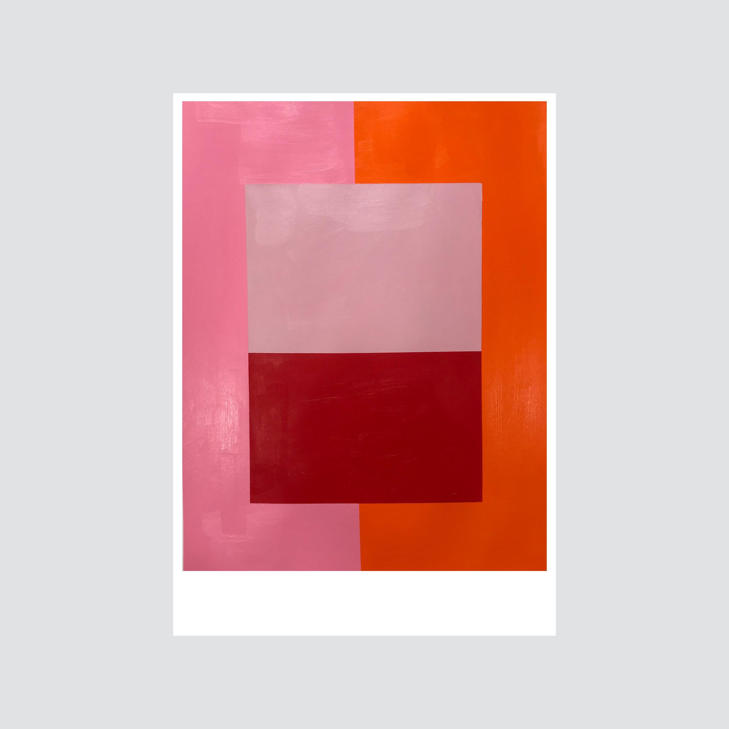 SOLD - 'Colour palette series no.1'