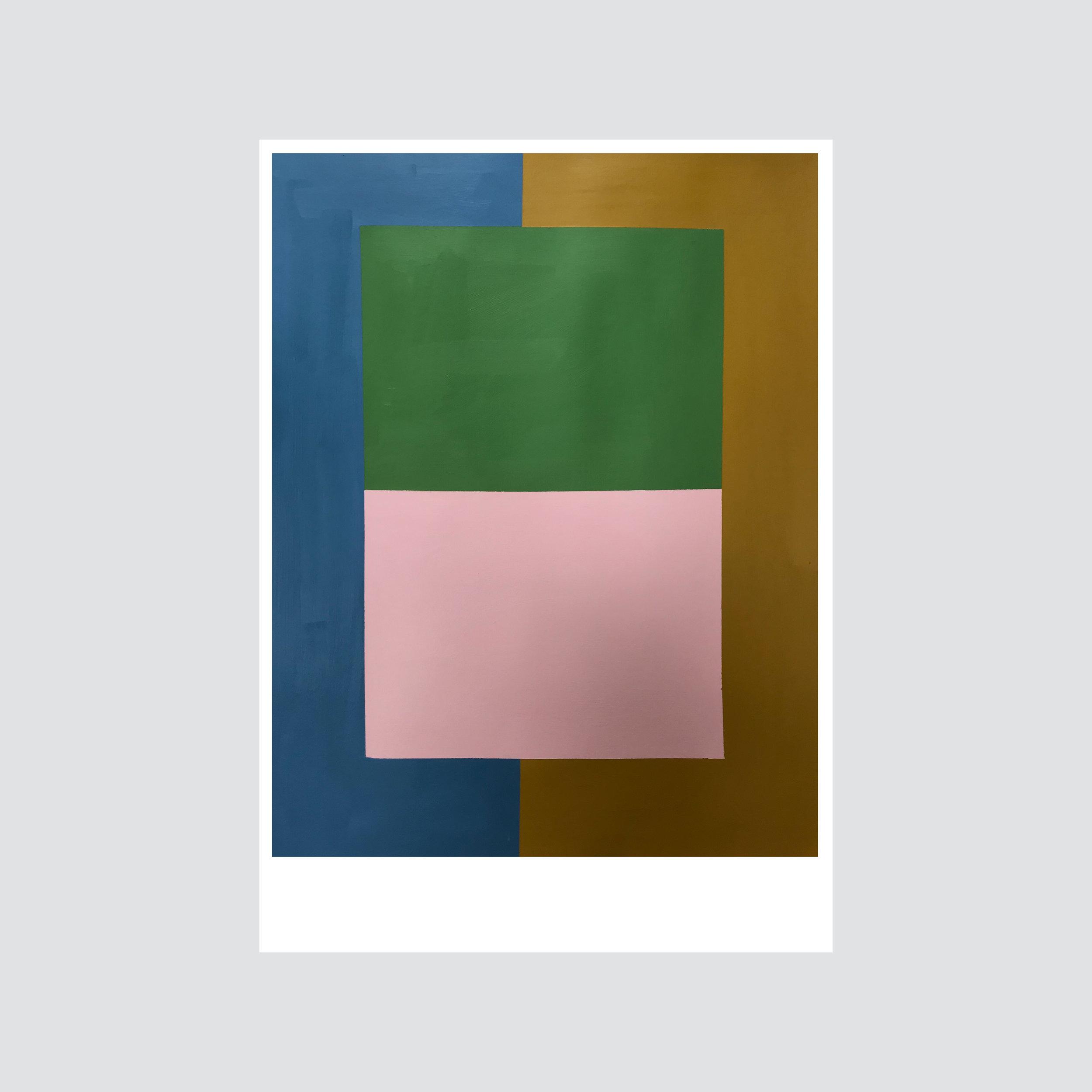 SOLD - 'Colour palette series no.3'