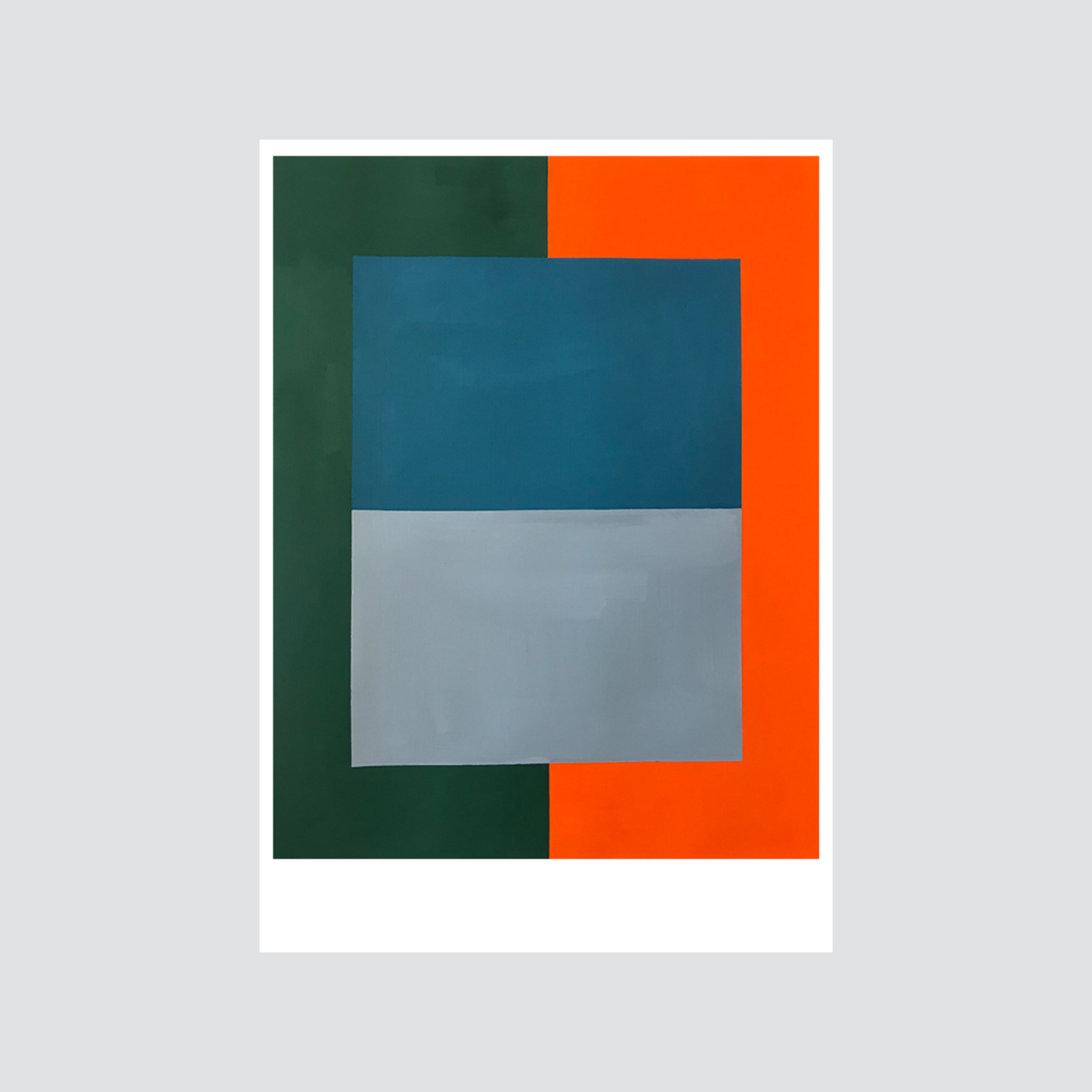 SOLD - 'Colour palette series no.9'