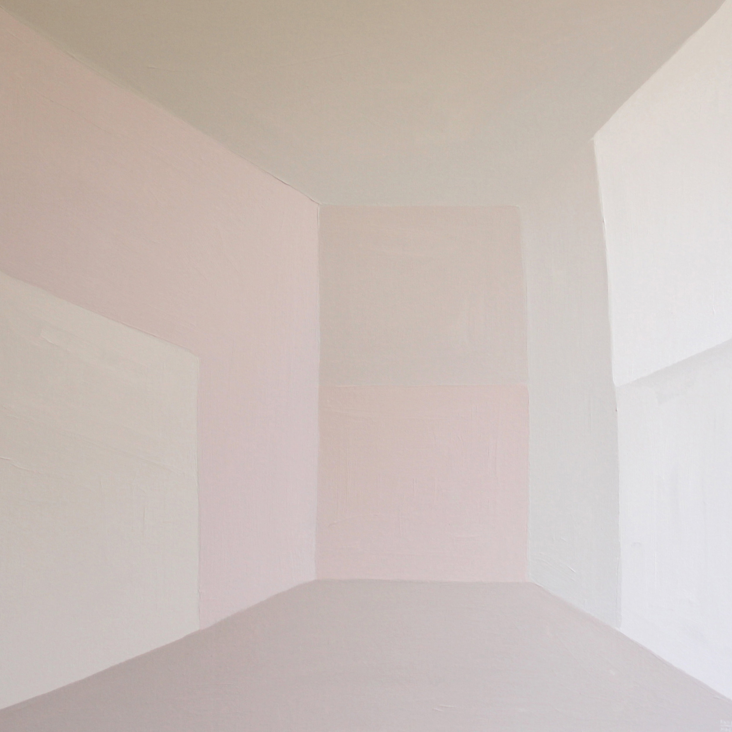 SOLD - 'Empty room, busy mind no.5'