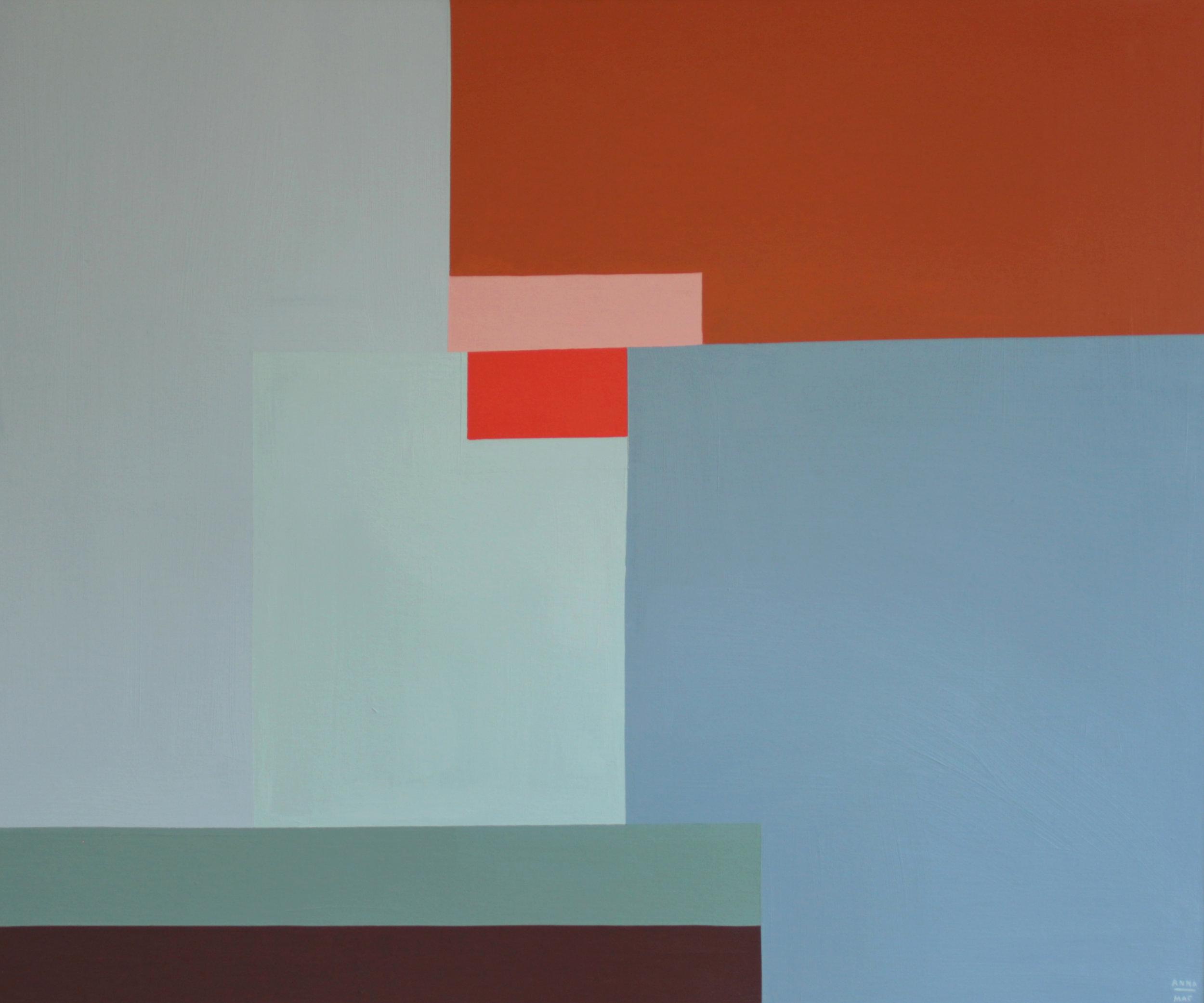 SOLD - 'Colour study no.1'