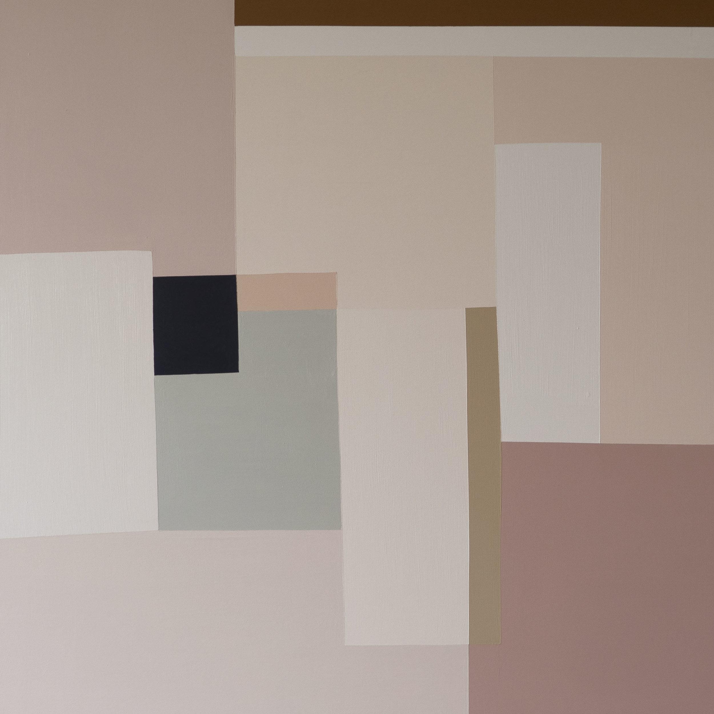 SOLD - 'Nude colour study I'