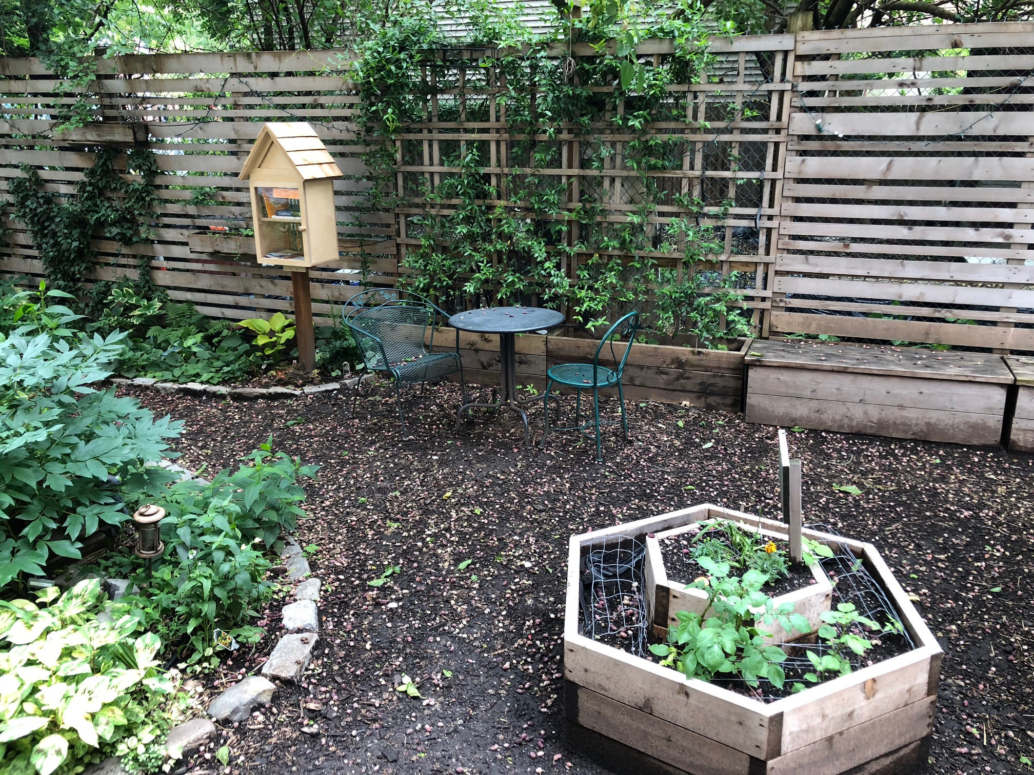 new childrens planter and library.jpg