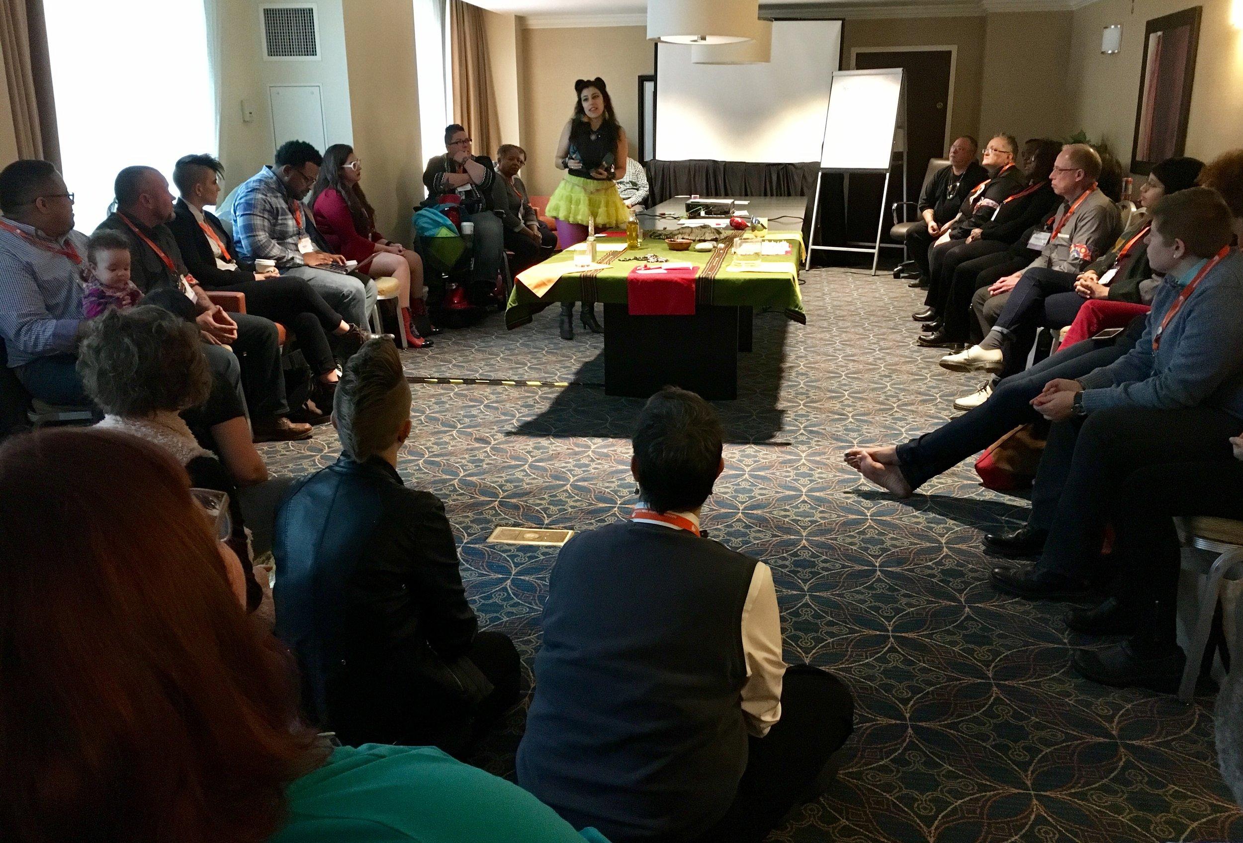 Spiritual Practice & Leadership -