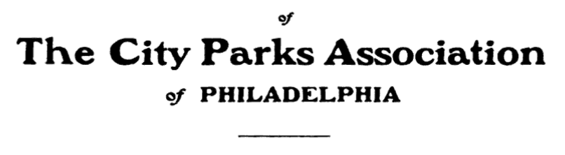 While local improvement associations sought power within their immediate neighborhoods, in 1901 the City Parks Association (CPA) began a push for a comprehensive park system. Founded in 1888 and still existing today, the CPA had early success in advocating for the creation of a number of parks in the city piecemeal. The campaign for a comprehensive park system necessitated alliances with some forty organizations, including business leagues, educational institutions, smaller park associations, city government, women's clubs, art associations, and finally the local improvement associations.