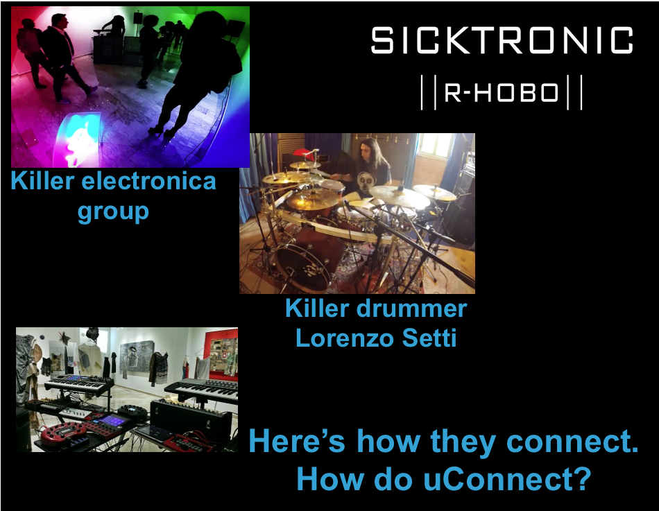 real Sicktronic cover