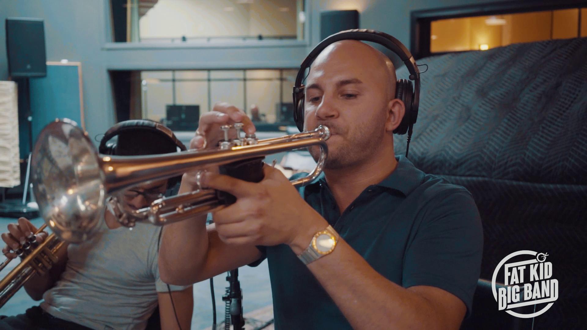 Fréd- lead trumpet