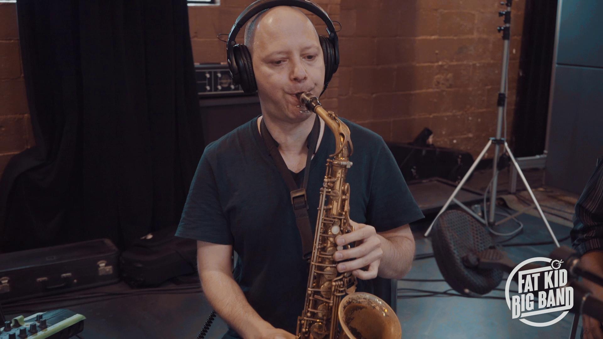 Tevet- lead sax