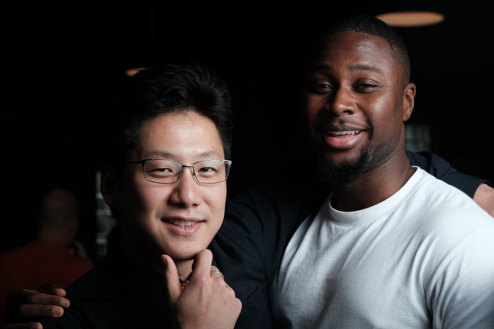 Rush Hour 4 promo shot