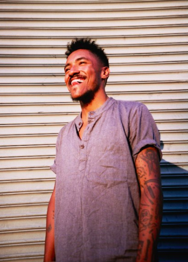 """Kahiem Rivera - Born and raised in Brooklyn, New York, Kahiem Rivera manages to weave a cynical, world-weary perspective into hip hop songs about love, sex, race, and disappointment. """"I make 'em dance and depressed at the same time."""