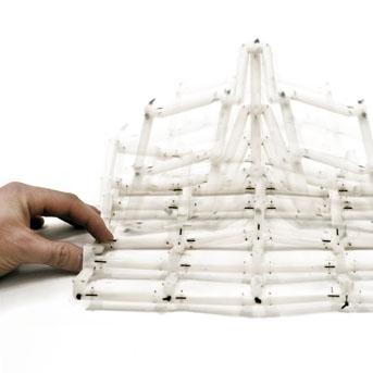 Self-folding Surfaces