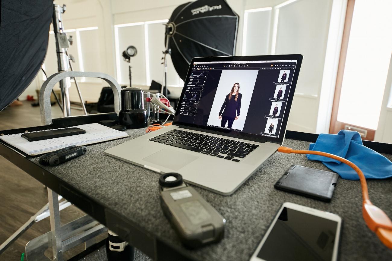 Shooting Tethered_Blok Studio