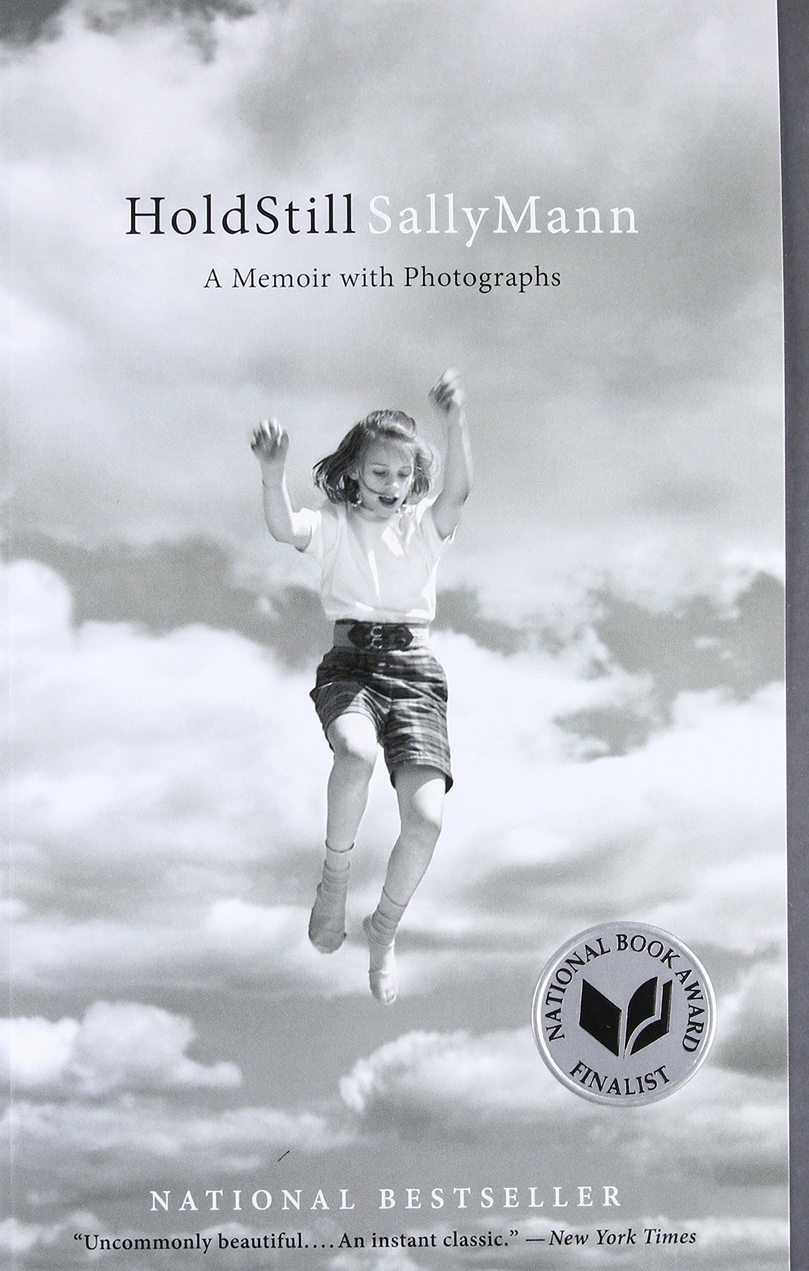 Hold Still: A Memoir with Photographs by sally mann - A beautiful memoir that any photographer will enjoy.