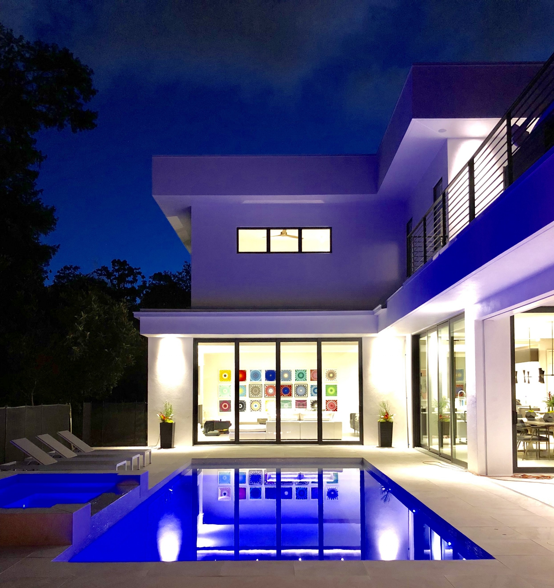 Architect:  Michael Wenrich  Interiors:  CRT Studio / Rob Turner