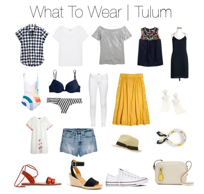 Tulum Wardrobe