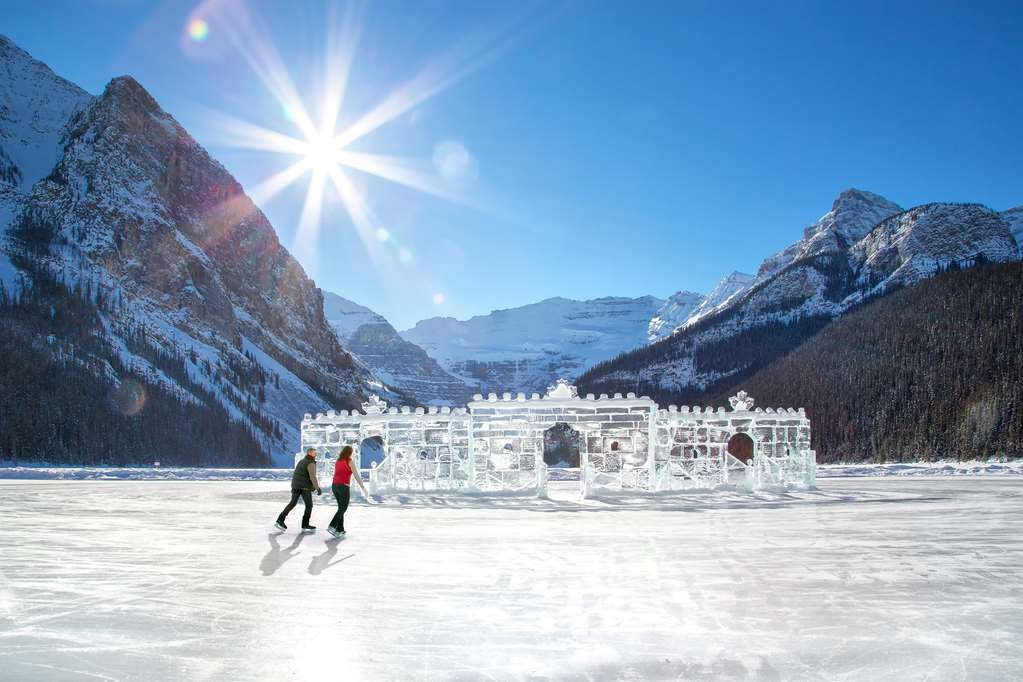 Photo Credit: Fairmont Chateau Lake Louise