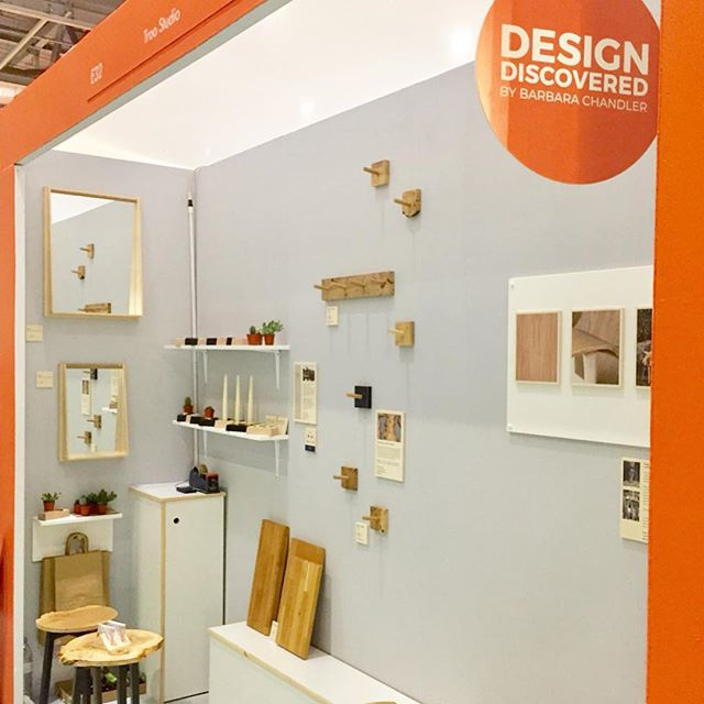We're excited to have been selected by Barbara Chandler- @sunnygran for the Design Discovers bursary at this year's Grand Designs Live in London. We will be here for the next 9 days showing and selling unique batches of homewares. Come and see us on stand E32 in the 'Design Arcade'. Get in touch for complimentary tickets!