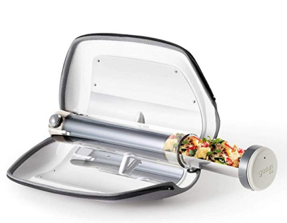 Go Sun solar oven - cook anywhere!