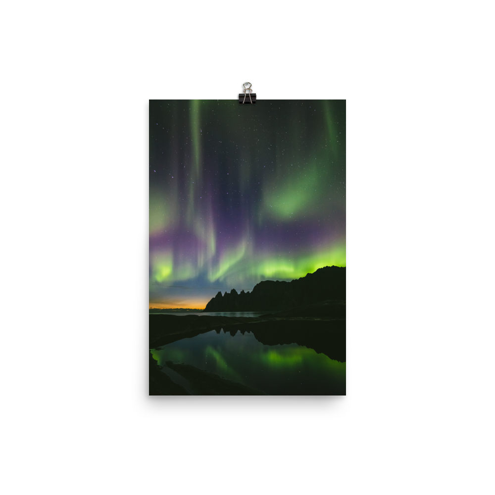Northern Lights in Senja