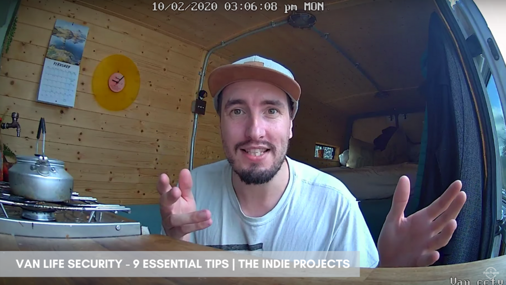 9 Essential Van Life Security Tips   The Indie Projects